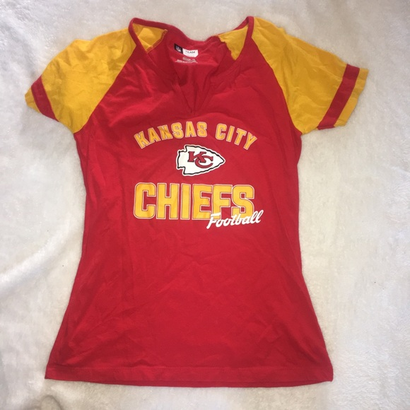 buy online 0ca92 f6e61 Kansas City Chiefs shirt